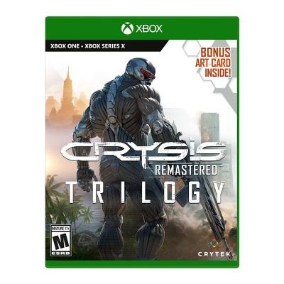 Crysis Remastered Trilogy - Xbox One/Xbox Series X