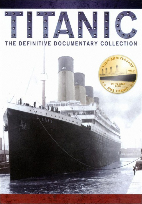 Titanic: The Definitive Documentary Collection (2 Discs) (dvd_video) - image 1 of 1