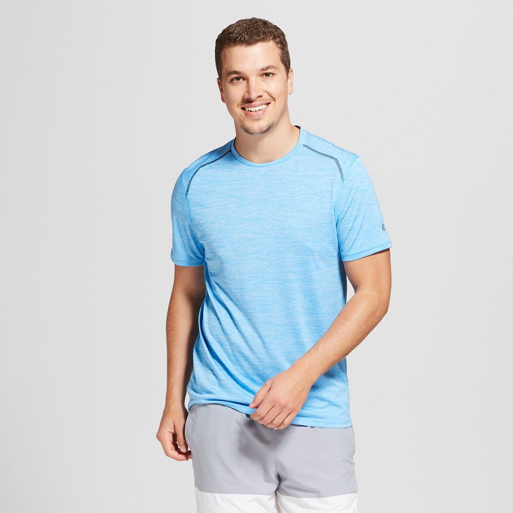 Men's Premium Tech T-Shirt - C9 Champion Team Light Blue Heather S