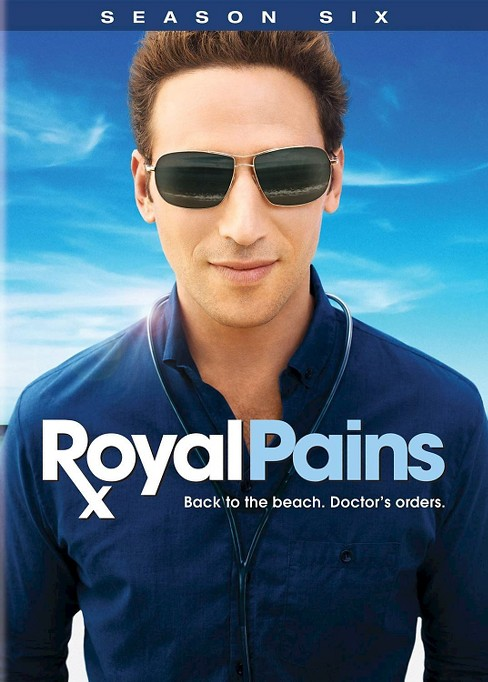 Royal Pains: Season Six (3 Discs) (dvd_video) - image 1 of 1