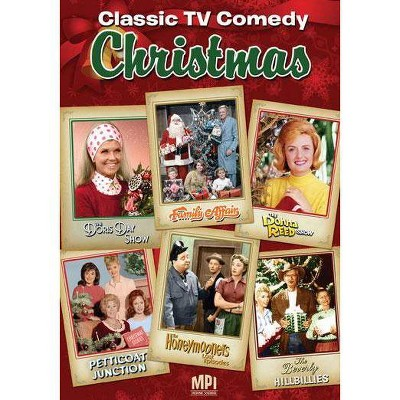 Classic TV Christmas Comedy Collection (DVD)(2013)