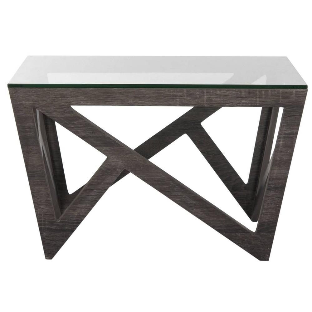 Coffee Table Dark Gray - Safavieh