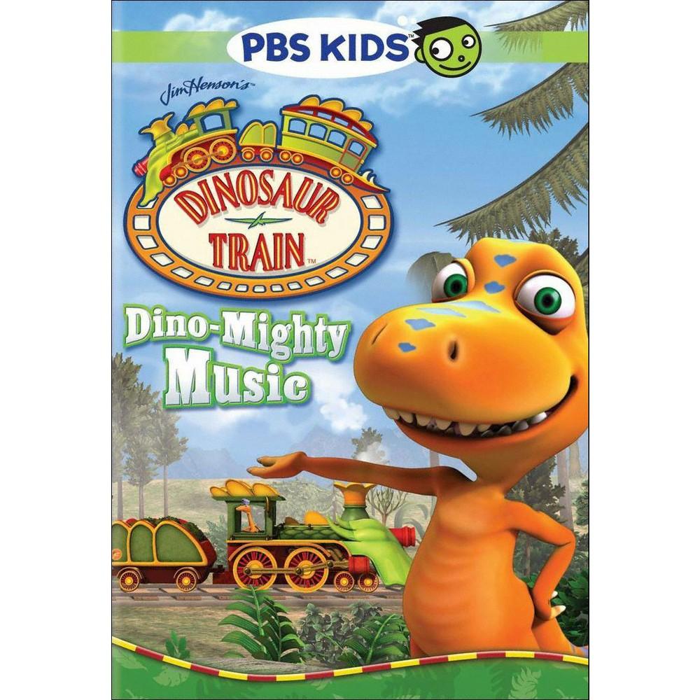 Dinosaur Train: Dino-Mighty Music (dvd_video)