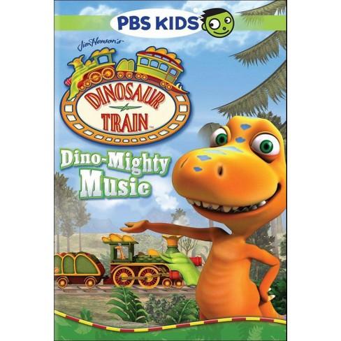 Dinosaur Train: Dino-Mighty Music (dvd_video) - image 1 of 1