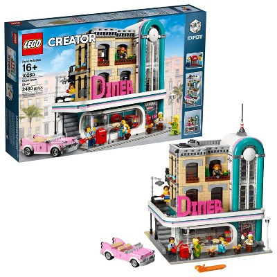 LEGO Downtown Diner 10260