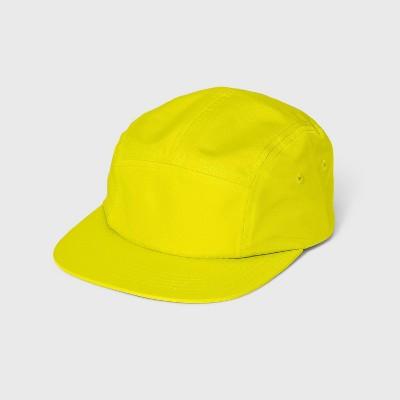 Boys' Neon Panel Hat - art class™ Yellow