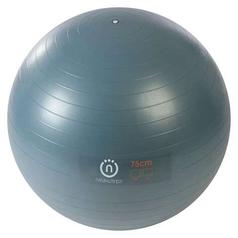 Lifeline® PRO Burst 75cm Resistant Exercise Ball - Blue - image 1 of 1