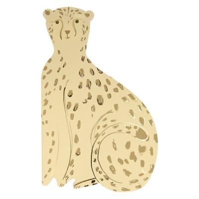 Meri Meri - Cheetah Sticker & Sketchbook - planners, notebooks and journals - 1ct