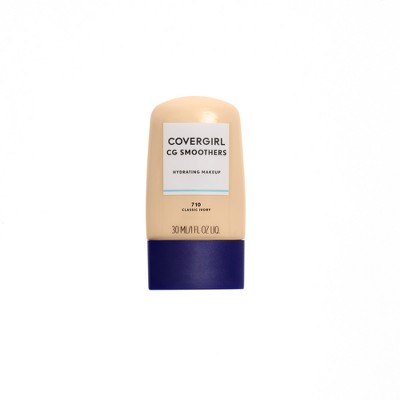COVERGIRL Smoothers BB Cream 710 Classic Ivory 1 fl oz