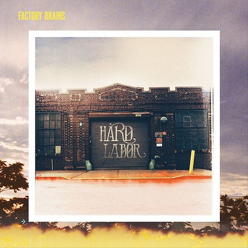 Factory brains - Hard labor (Vinyl) - image 1 of 1