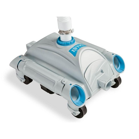 """Intex 28001E Automatic Pool Vacuum Cleaner for Above-Ground Pools w/1.5"""" Fitting - image 1 of 4"""