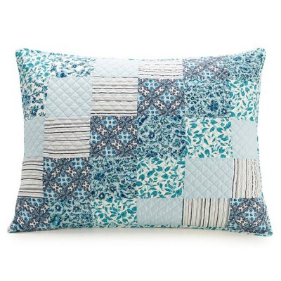 Cloud Vines Pillow Sham - Vera Bradley