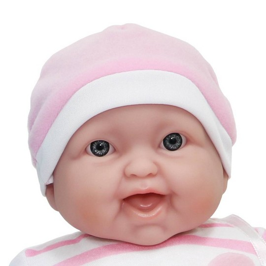 """JC Toys Lots to Cuddle Babies 13"""" Twin Dolls image number null"""