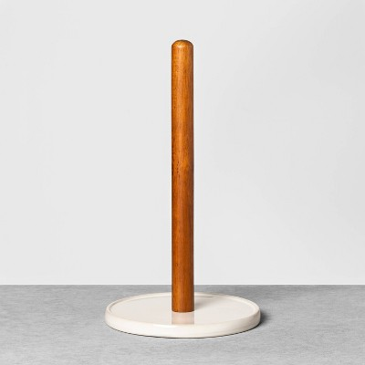 Stoneware Paper Towel Holder - Hearth & Hand™ with Magnolia