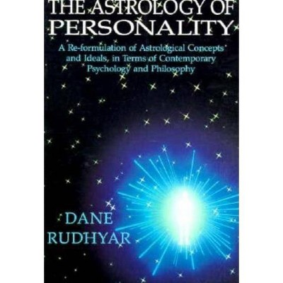 rudhyar dane astrology of personality
