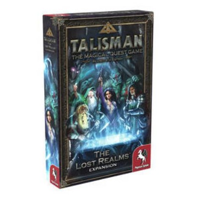 Lost Realms Board Game