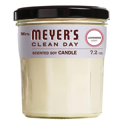Mrs. Meyer's Lavender Large Jar Candle - image 1 of 3