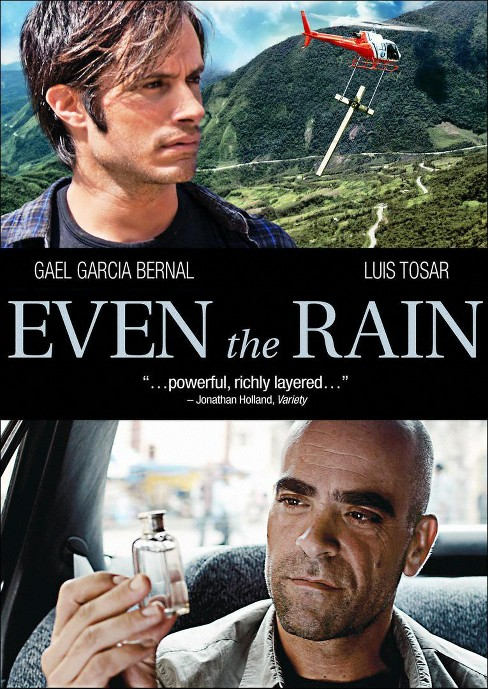 Even the rain (DVD) - image 1 of 1
