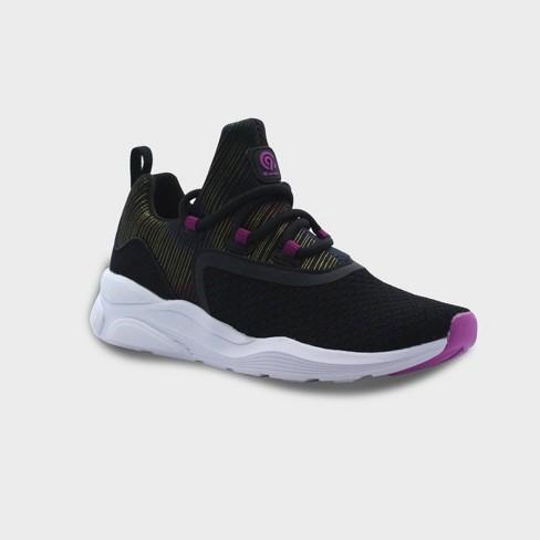 Girls' Legend Performance Athletic Shoes - C9 Champion® Black - image 1 of 3