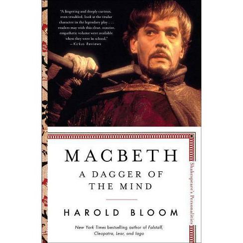 Macbeth - (Shakespeare's Personalities) by  Harold Bloom (Paperback) - image 1 of 1