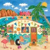 Ceaco Happy Camper: Beach Camper Oversized Jigsaw Puzzle - 300pc - image 2 of 3