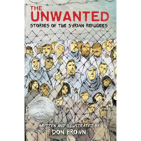 The Unwanted - by  Don Brown (Hardcover) - image 1 of 1
