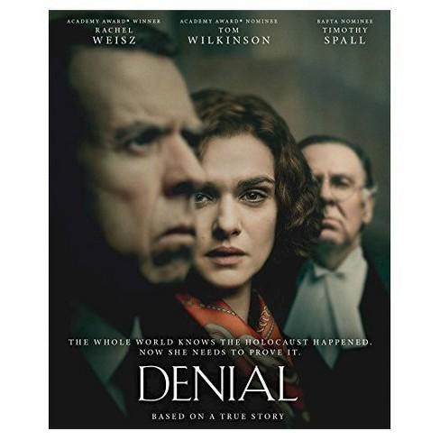 Denial (DVD) : Target