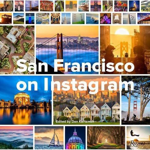 San Francisco on Instagram - (Hardcover) - image 1 of 1