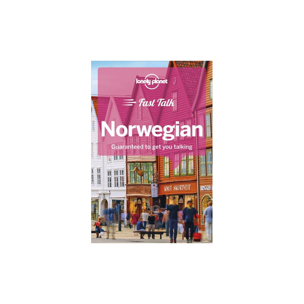 Lonely Planet Fast Talk Norwegian - Bilingual (Paperback)