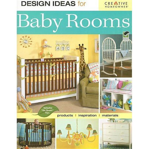 Design Ideas for Baby Rooms - by  Susan Boyle Hillstrom (Paperback) - image 1 of 1