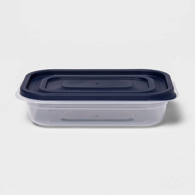 Press Lid Plastic Food Storage Container 3 cup - Made By Design™
