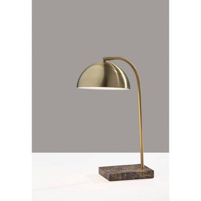 Paxton Desk Lamp Antique Brass - Adesso