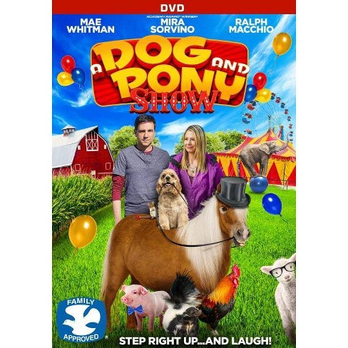A Dog And Pony Show (DVD) - image 1 of 1