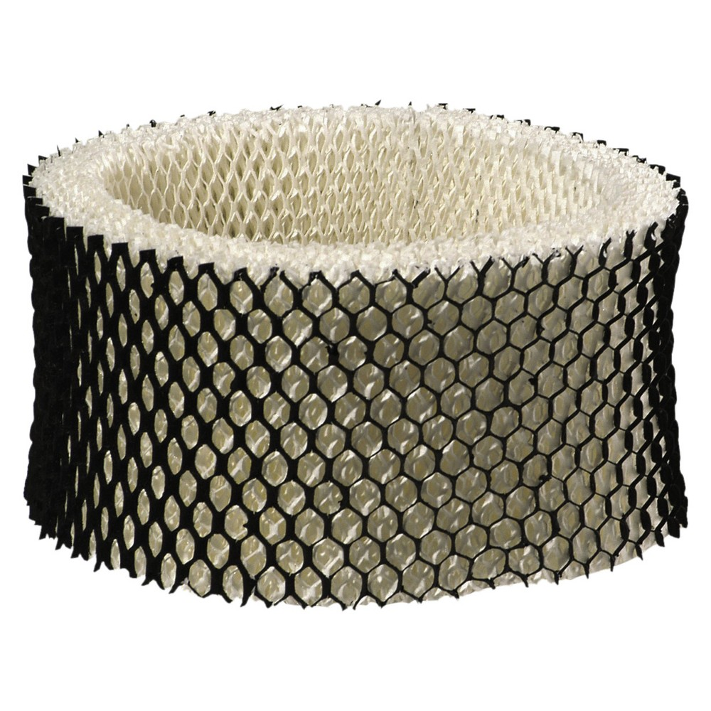 Holmes A Humidifier Filter HWF62, None Maintain a pleasant indoor air quality with this Holmes A Humidifier Filter HWF62. They are easy to install and keeps your well-humidified home comfortable and safe with a fresh humidifier filter. Perfect to trap impurities, it allows a smooth, cool and invisible mist to permeate your home's air. Color: None.