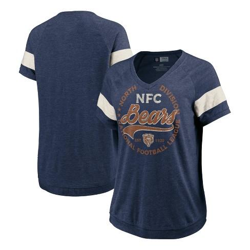 8ee3f2ff NFL Chicago Bears Women's Vintage Legend T-Shirt