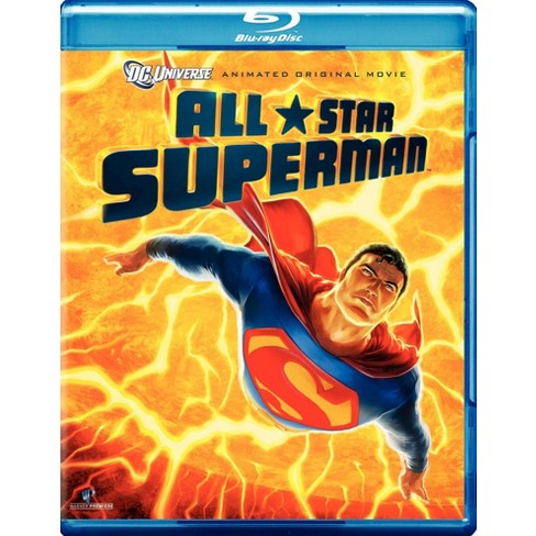 All-Star Superman (2 Discs) (Blu-ray/DVD) - image 1 of 1