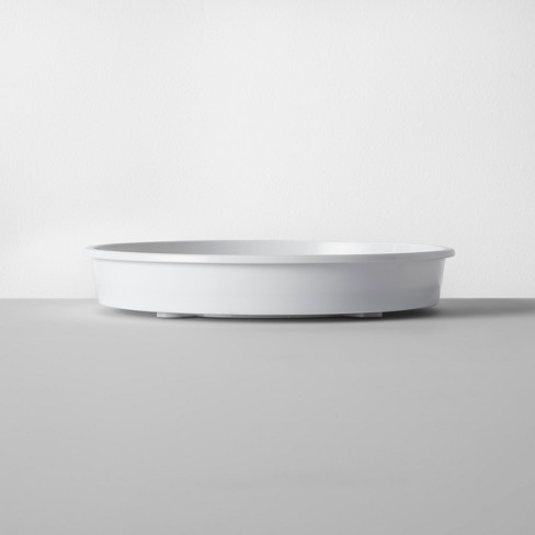 Kitchen Cabinet Turntable White - Made By Design™ - image 1 of 4