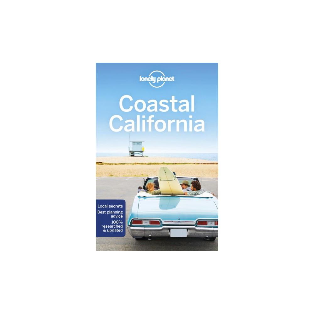 Lonely Planet Coastal California - 6 (Paperback)