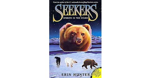Spirits in the Stars (Paperback) (Erin Hunter) - image 1 of 1
