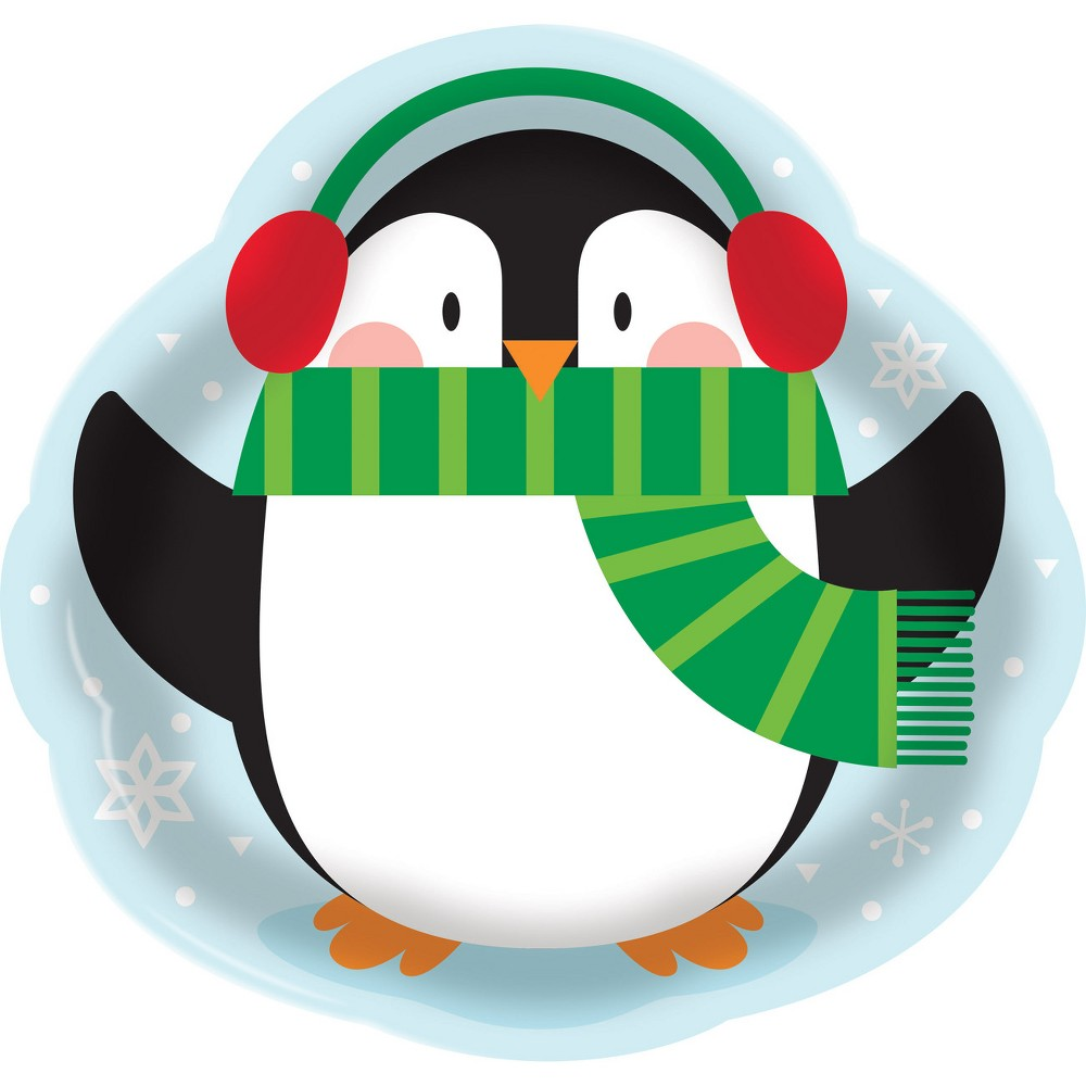 Image of Penguin Serving Tray
