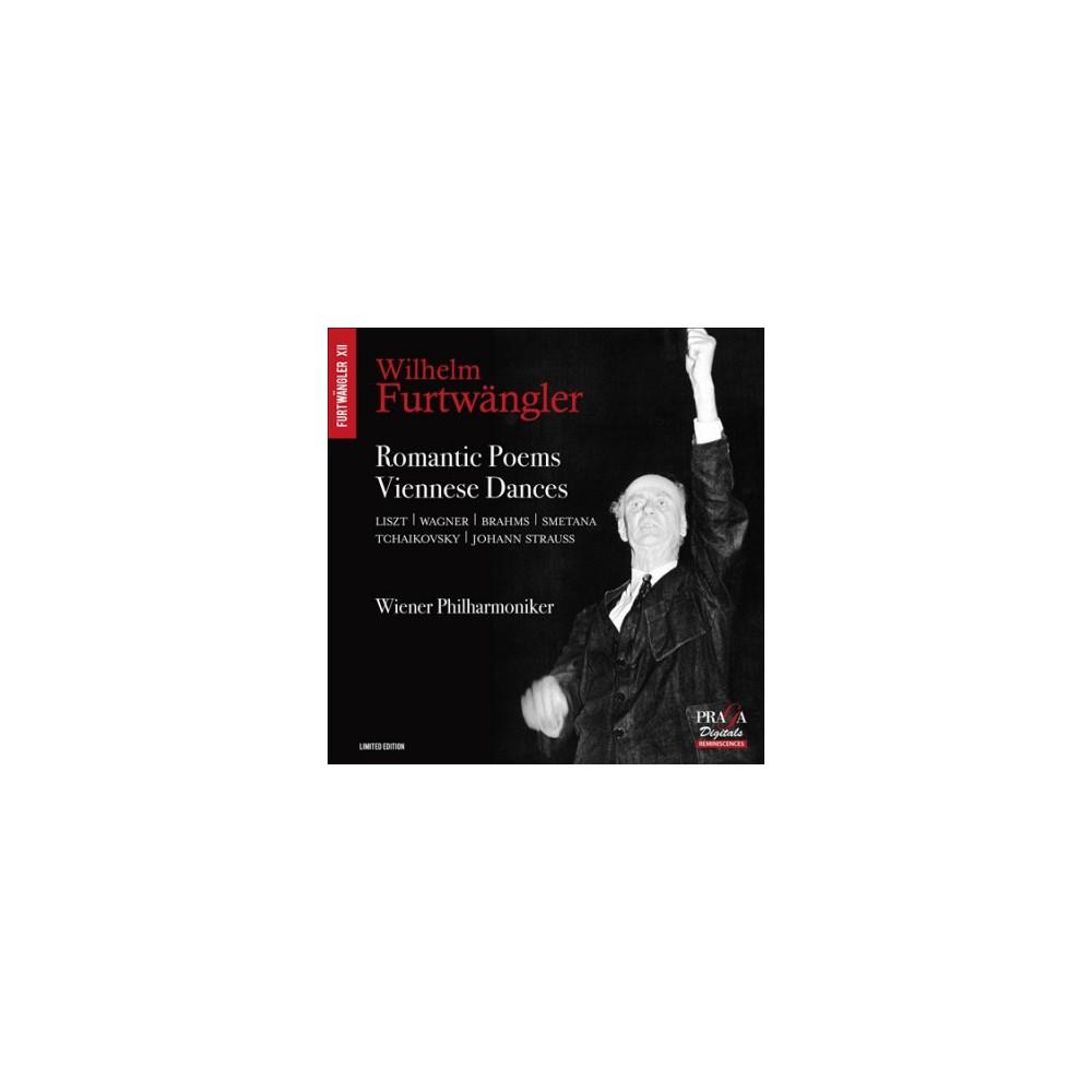 Wilhelm Furtwangler - Romantic Poems And Viennese Dances (CD)