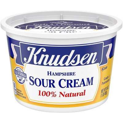 Knudsen Sour Cream - 16oz