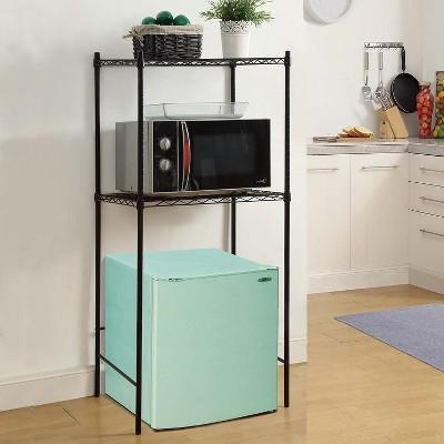 Neu Home Microwave Stand Black Target Rh Com