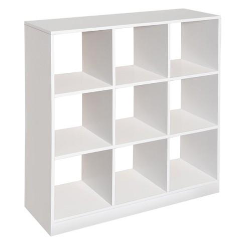 Badger Basket 3x3 Cube Storage Unit