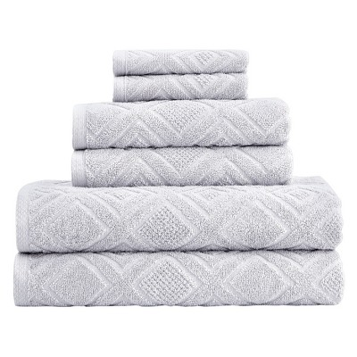 6pc Larue Turkish Bath Towel Sets Makroteks Target