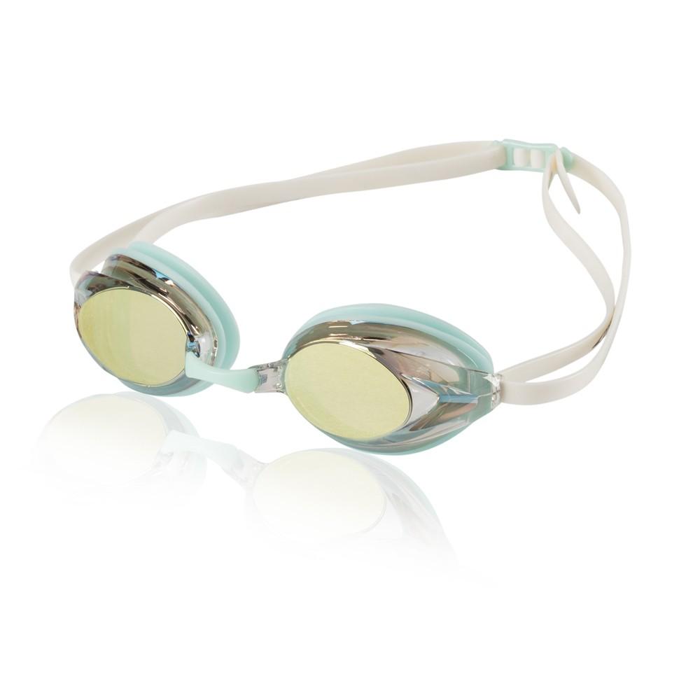 Speedo Adult Record Breaker Goggle - Light Blue