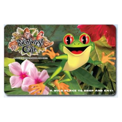 Rainforest Café $50 (Email Delivery)