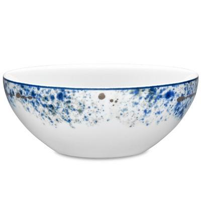 Noritake Blue Nebula Round Vegetable Bowl