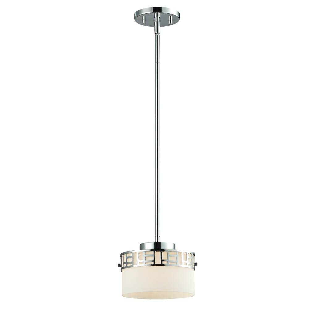 Mini Pendant with Matte Opal Glass Ceiling Lights - Z-Lite
