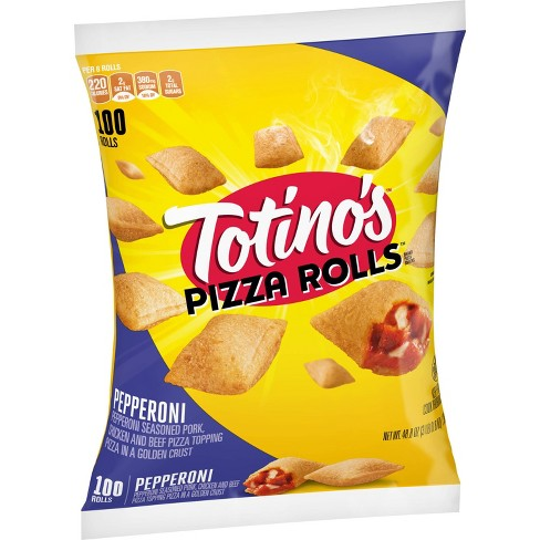 Totino's Frozen Pizza Rolls Pepperoni - 48.8oz/100ct - image 1 of 3